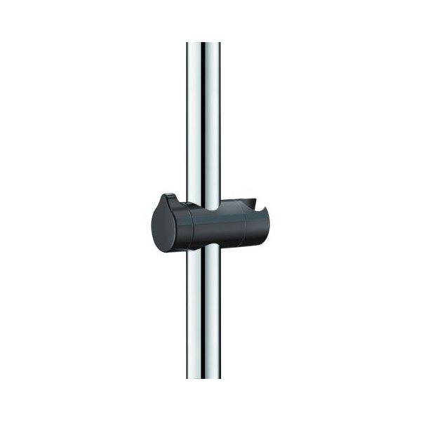 Schieber für Handbrause Nylon grau für Griff D32mm