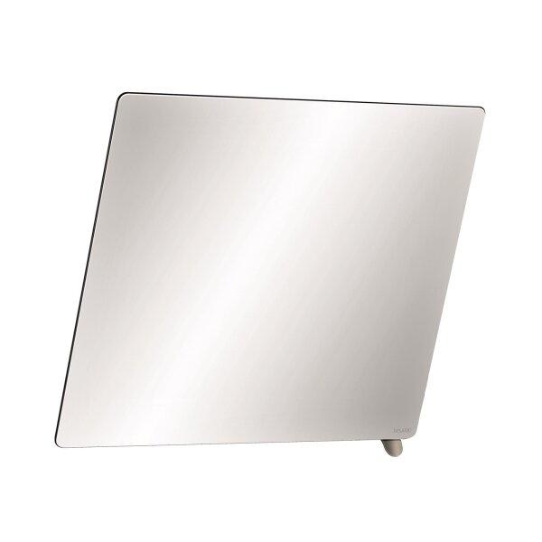 Kippspiegel 600x500 mm, Griff anthrazit