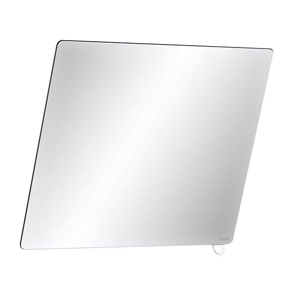 Kippspiegel 600x500 mm, Griff weiß