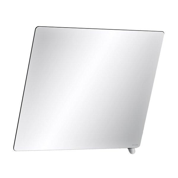 Kippspiegel 600x500 mm, Griff Seidenglanz