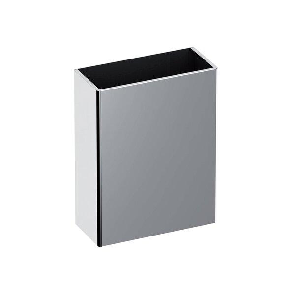 Abfallbehälter W-Mont. 25l Edst. 1.4301 sat (ex-0010350000)