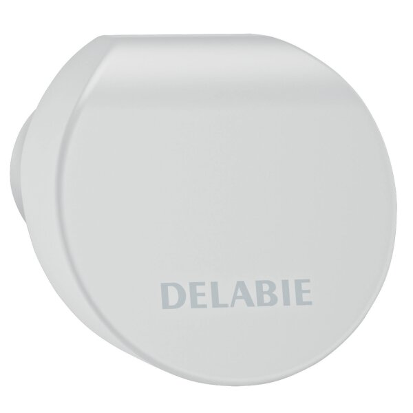 Haken Be-Line Aluminium matt weiß