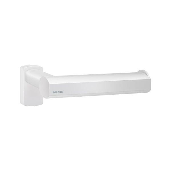 WC-Papierhalter Wandmontage Be-Line matt weiß