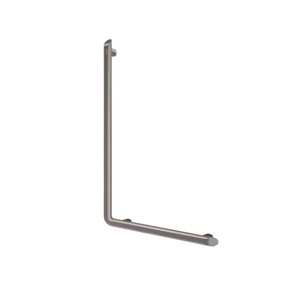 Handlauf L-Form Be-Line D35 H.750 Aluminium anthrazit