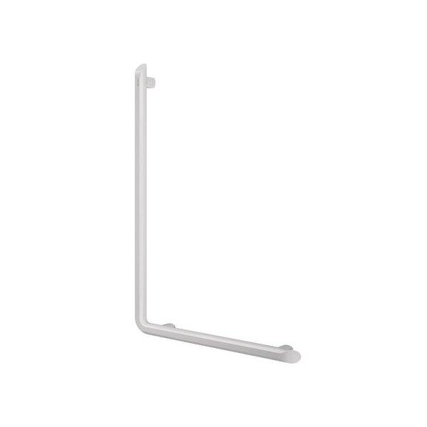 Handlauf L-Form Be-Line D35 H.750 Aluminium weiß