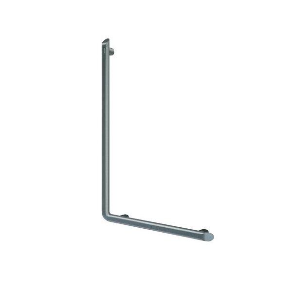 Handlauf L-Form Be-Line D35 H.1130 Aluminium anthrazit