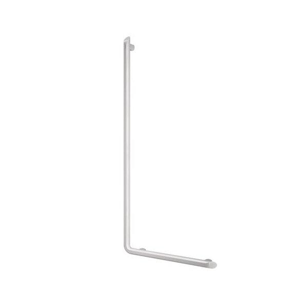 Handlauf L-Form Be-Line D35 H.1130 Aluminium weiß