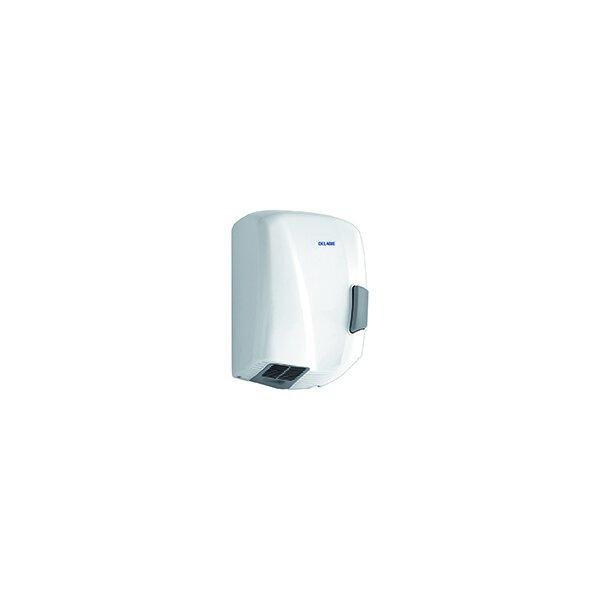 Händetrockner Kompakt, ABS weiß und Polycarbonat grau (Ersetzt durch Art. 6621)