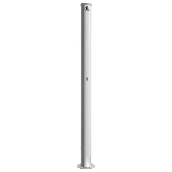 Standbrause für Außenbereich mit 1 Dusche + 1 Fußbrause