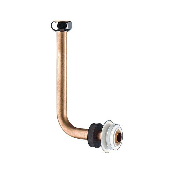 Spülrohr für Urinal G1/2 D35mm Anschl. Unterputz