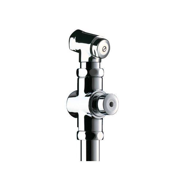 Druckspüler-Set TEMPOCHASSE 1 Aufputz 7 Sekunden mit Eck-Vorabsperrung