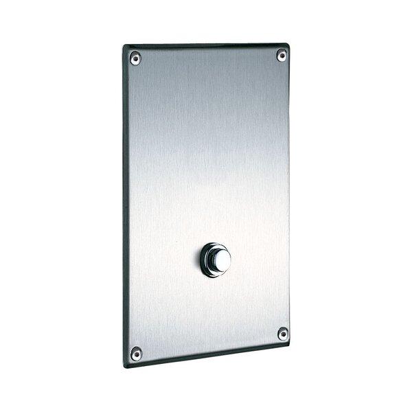 Druckspüler TEMPOCHASSE WC G1 Unterputz/Platte mit Spülrohrverbinder D32/55 7 Sekunden