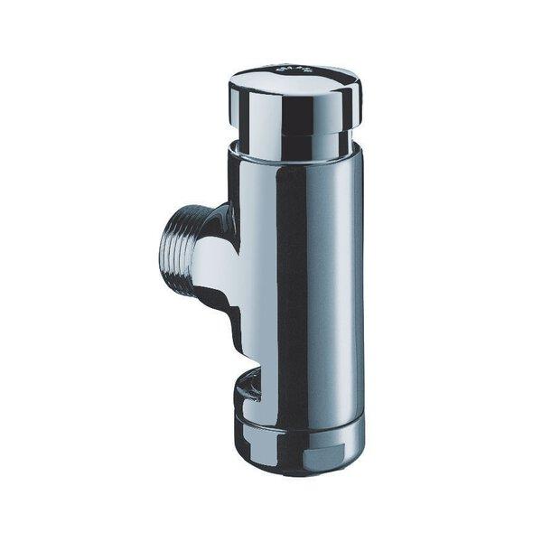 Druckspüler TEMPOFLUX WC G3/4B D28 mm Aufputz Eckversion 7 Sekunden