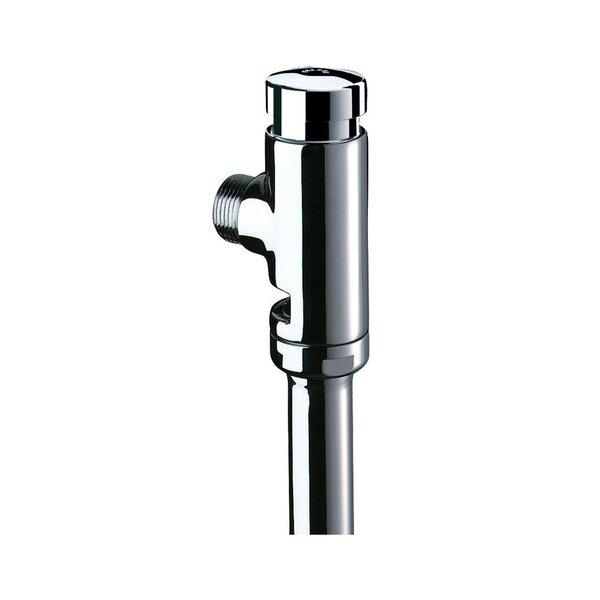 Druckspüler-Set TEMPOFLUX WC G3/4B Aufputz 7 Sekunden mit Spülrohr D24/25 mm