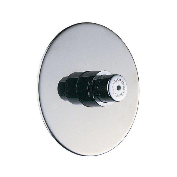 Urinal-Spülarmatur TEMPOSTOP G1/2 Unterputz 7 Sekunden, mit Rosette