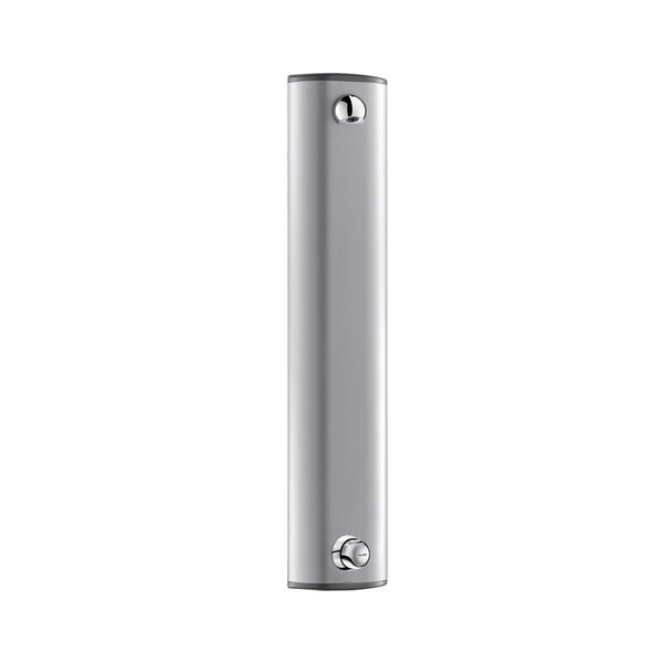 Duschelement TEMPOMIX Aluminium Mischbatterie, Anschluss verdeckt, 30 Sekunden