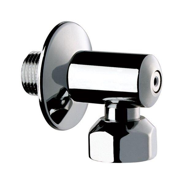Anschlusswinkel absperrbar G1/2B x G1/2 L 20 H 30 mm