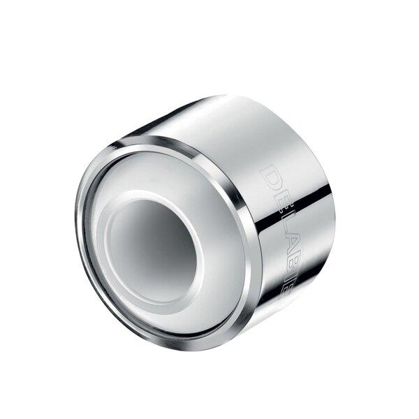 Düse BIOSAFE f.Verschraubung im Auslauf, m.Ring, M22x1 IG,5l