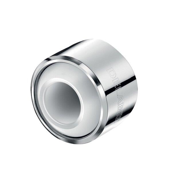 50 x Düse BIOSAFE für Verschraubung im Auslauf, mit Ring, M22x1 IG,5l