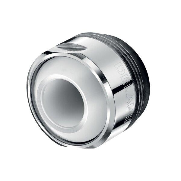 Düse BIOSAFE f.Verschraubung im Auslauf, m. Ring, M24x1 AG,5l