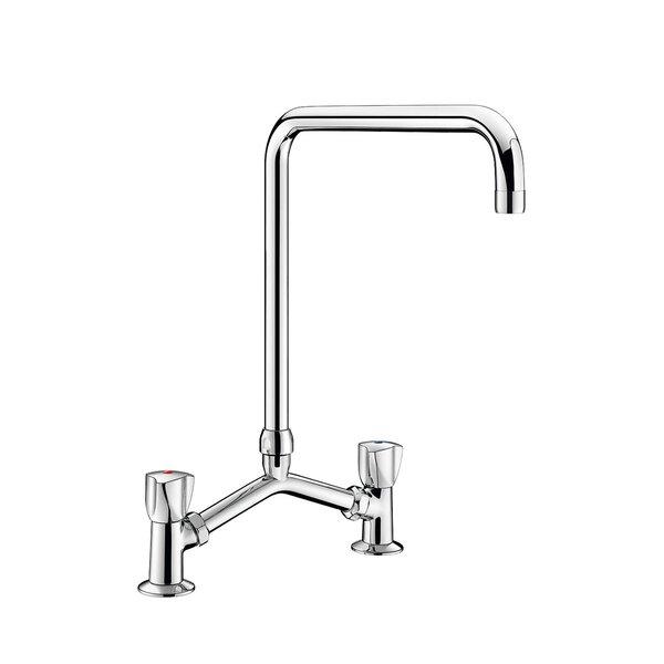 Stand Geschirrspülmischer MA 100-240, Spind.-OT, Auslauf L300 H340