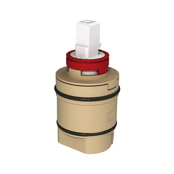 Keramikkartusche D35 mm mit Druckausgleichsfunktion