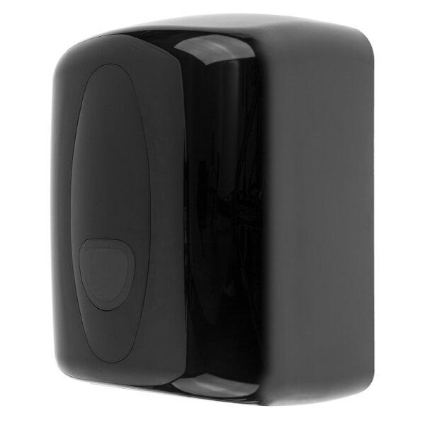 Center-Pullspender Midi Kunststoff schwarz
