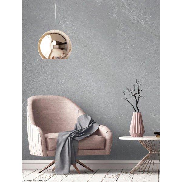 Roccia Light Grey